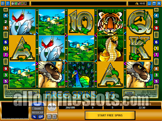 The Back Nine™ Slot Machine Game to Play Free in Rivals Online Casinos