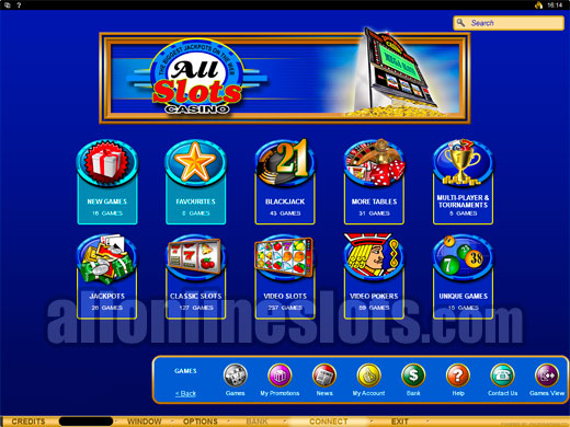 all slots free online casino