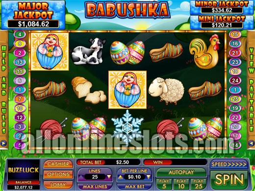 babushka casino