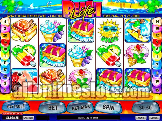 Beach Life Slots | $/£/€400 Welcome Bonus | Casino.com