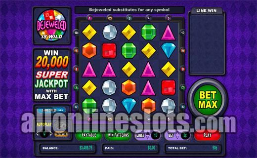 bejeweled slots free online