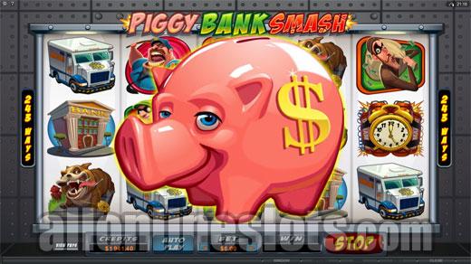 free smash the pigs slots