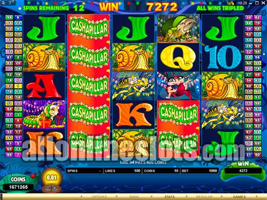 slot games 100 lines