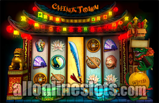 Chinatown Slot - Read the Review and Play for Free