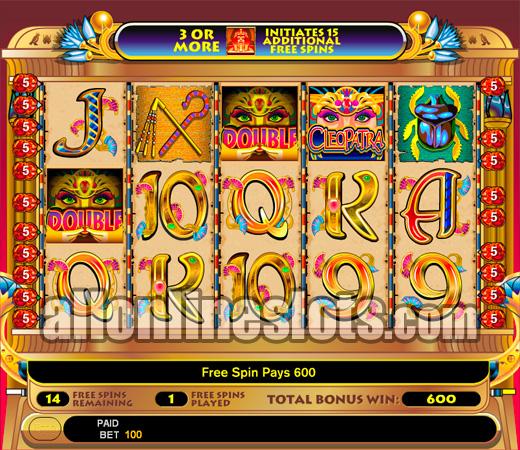 Jetzt 5 neue Slots von Novomatic und EGT gratis testen