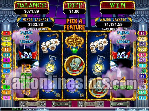 Count Spectacular Slot Machine Online ᐈ RTG™ Casino Slots
