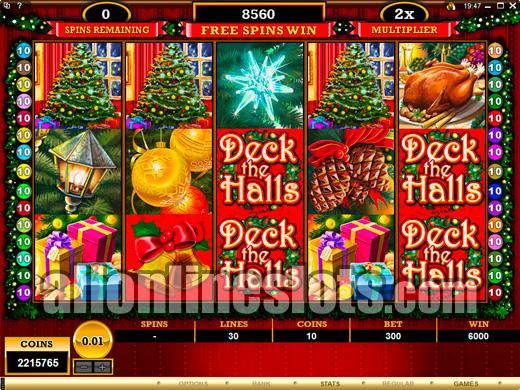 Spiele Deck The Halls - Video Slots Online