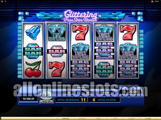 diamond glitz slots