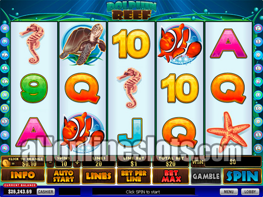 Dolphin Reef Slot Machine Online ᐈ Playtech™ Casino Slots