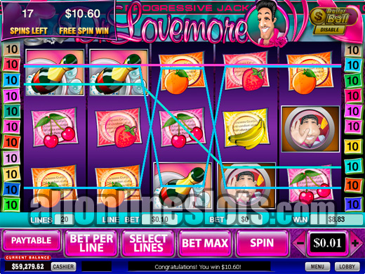 Dr Lovemore™ Slot Machine Game to Play Free in Playtechs Online Casinos