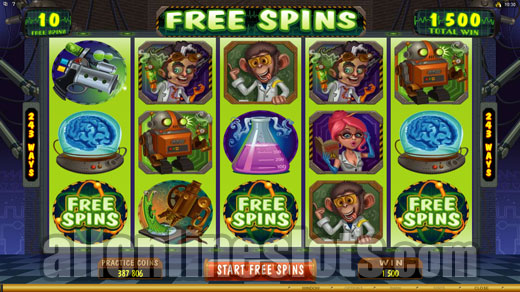 Dr Watts Up™ Slot Machine Game to Play Free in Microgamings Online Casinos