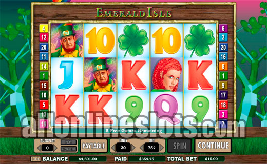 Irish Luck Slots Game | Welcome Bonus up to $/£/€400 | Casino.com