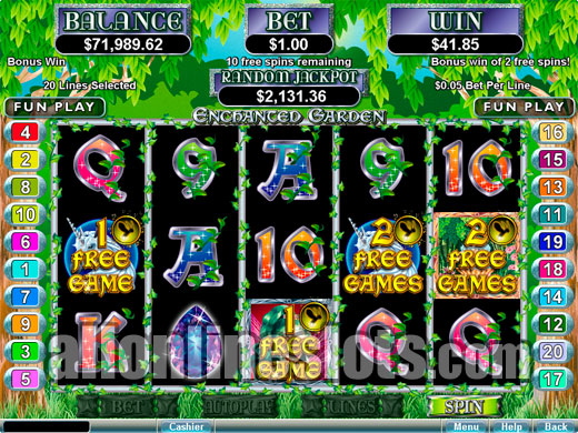 Enchanted Woods Slot Machine - Try Playing Online for Free
