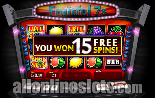 Fruitful 7s Slot Machine Online ᐈ Slotland™ Casino Slots