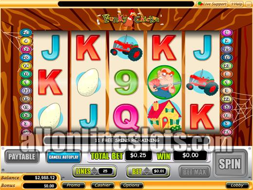 Crosstown Chicken Slot - Win Big Playing Online Casino Games