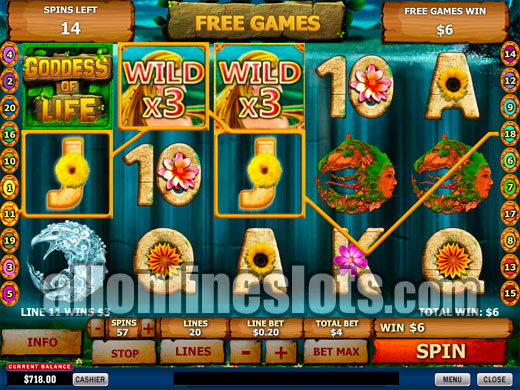 Eastern Goddess Slot - Read the Review and Play for Free