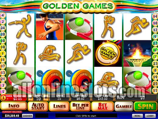 online slot games golden casino online