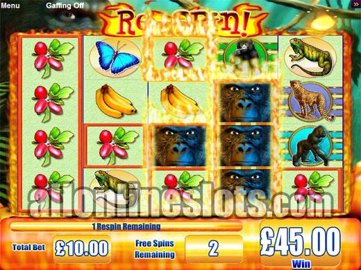 Gorilla Chief 2 Free Slots - Play WMS Slot Machines Online