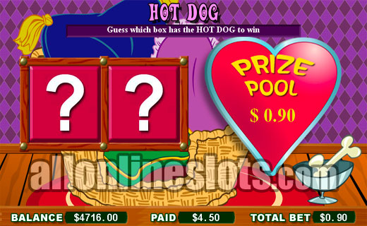 Hot Dog™ Slot Machine Game to Play Free in Cryptologics Online Casinos