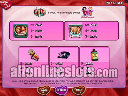 I Love Lucy Slots - Play I Love Lucy Slot Machine Free or Money