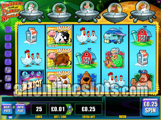 Free casino game planet moolah