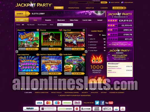 jackpot party casino slots free online gamers malta