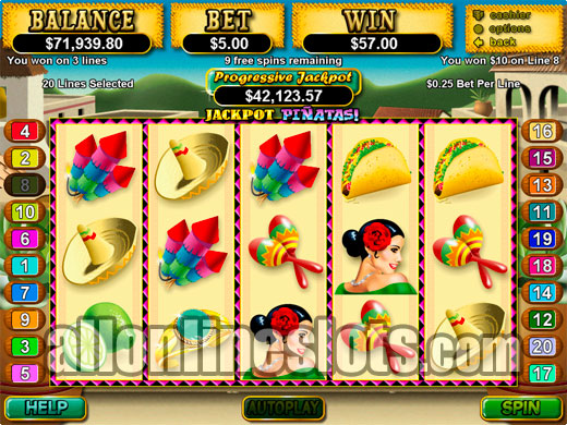 Piñata Pop Slot - Read the Review and Play for Free