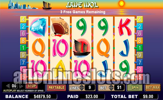 Magic Idol - 5 reels - Play online slot games legally! OnlineCasino Deutschland