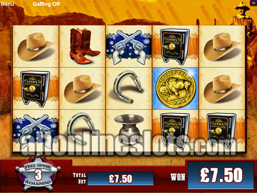Come & Play John Wayne Slots Online