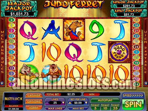 Motor city casino slot games