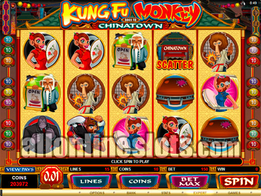 Kung fu Monkey Game Game Previews Kung fu Monkey