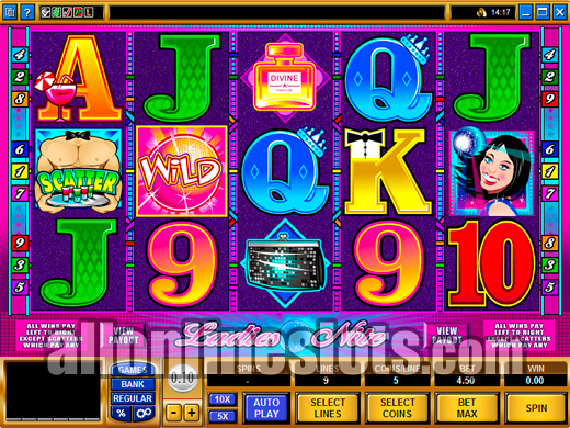 Ladies Nite Slot Machine Online ᐈ Microgaming™ Casino Slots