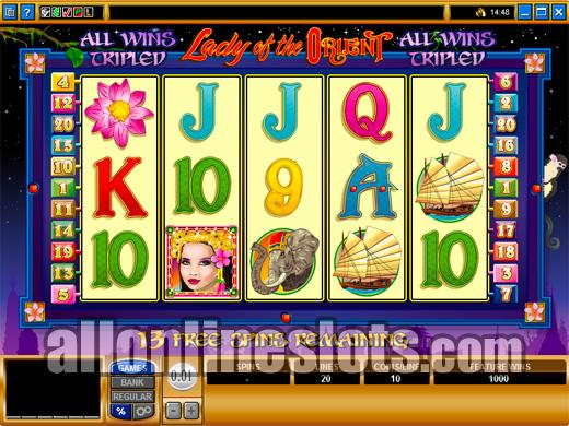 online slots lacky lady