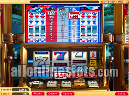 Magic Red White Blue Slot Machine - Play Online for Free Now