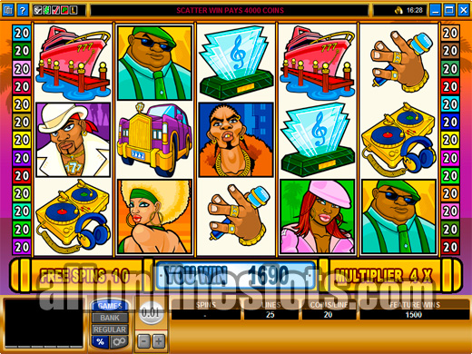 Loaded Slot - Read a Review of this Microgaming Casino Game