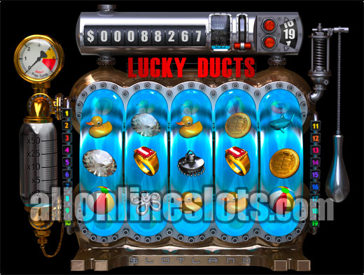 Lucky Ducts Slots - Free to Play Online Casino Game