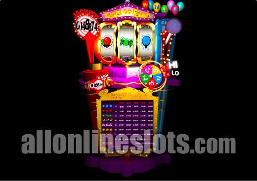 Go Gold Slot Machine