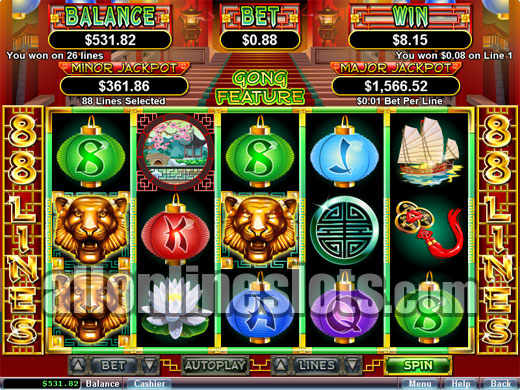 Play casino slots online for real money