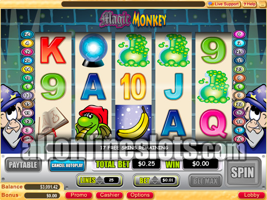 Funky Monkey Slot - Read the Review and Play for Free