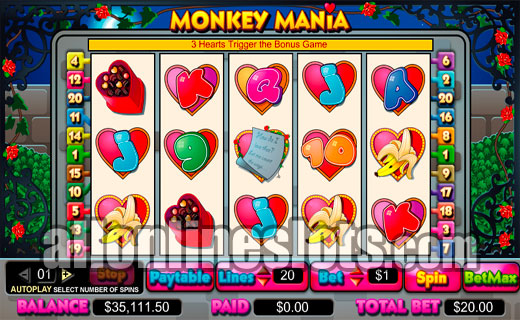 Banana Monkey Slots | Welcome Bonus up to $/£/€400 | Casino.com