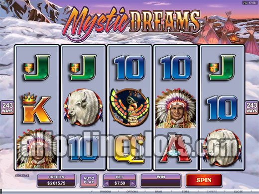 Spiele Mystic Dreams - Video Slots Online