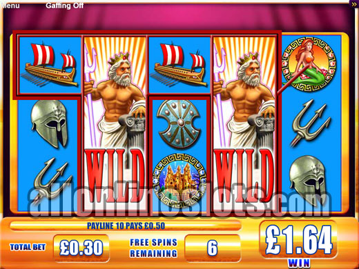 Neptunes Kingdom Slots | $/£/€400 Welcome Bonus | Casino.com