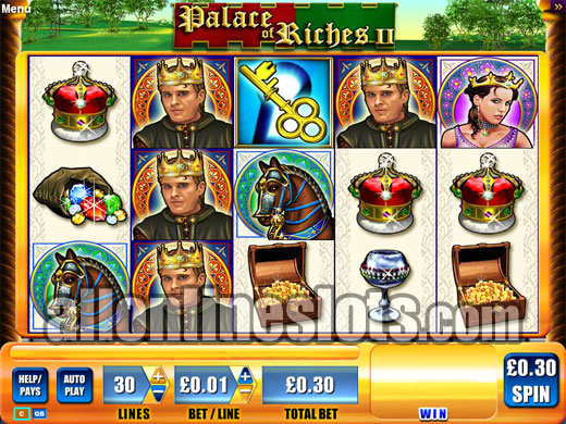 Palace of riches 2 free slots