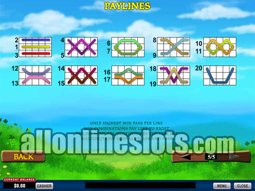 genie s treasure 2by2 Casino