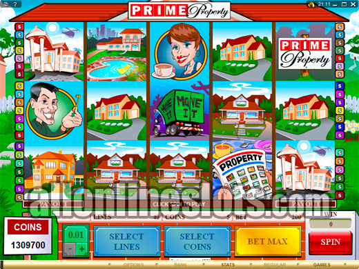 Prime Property™ Slot Machine Game to Play Free in Microgamings Online Casinos
