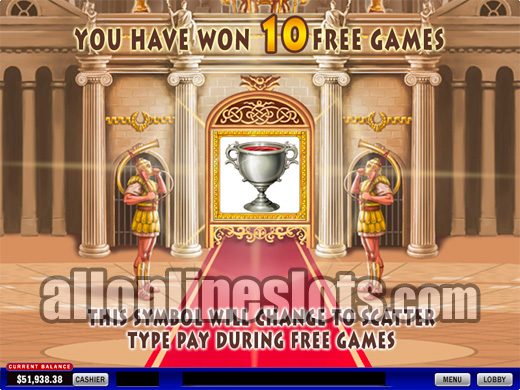 Rome and Glory Slot Machine Online ᐈ Playtech™ Casino Slots
