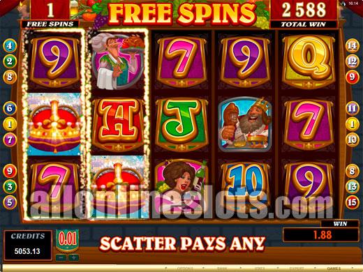 online slots de royal roulette