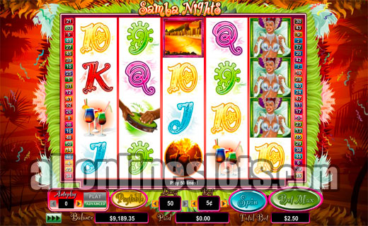 Samba Nights Slot Machine Online ᐈ Amaya™ Casino Slots