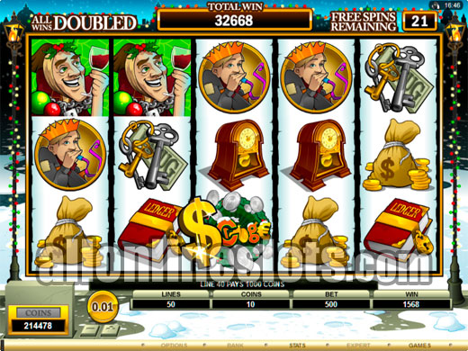 Scrooge Slot Machine - Play Free Microgaming Games Online