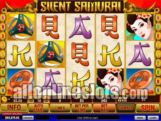 Silent Samurai Slot - Try the Online Game for Free Now